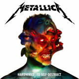 Metallica Hardwired To SelfDestruct Deluxe 2016 (3cd)