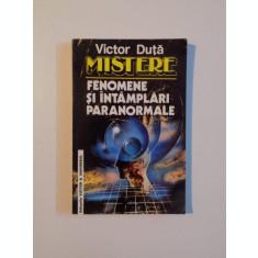 MISTERE , FENOMENE SI INTAMPLARI PARANORMALE DE VICTOR DUTA , 1995