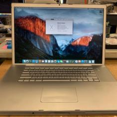 """Dezmembrare Piese Apple Macbook Pro 17"""" A1229 Placa de baza Ecran Fan"""
