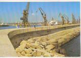 Bnk cp Constanta - Vedere din port - necirculata, Printata
