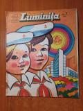 revista luminita iulie 1978-revista editata de consiliul national al pionierilor