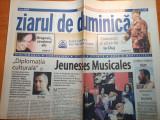 """Ziarul de duminica 9 mai 2003-art""""bregovici,cavalerul alb"""""""