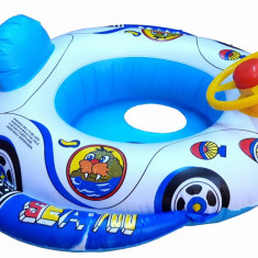 Colac de baie,tip masinuta cu volan pentru copii - ELE3504