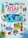 Marele atlas ilustrat pentru copii/Usborne