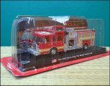 Macheta pompieri Pierce Dash Top Mount Pumper (2006) 1:64 Del Prado