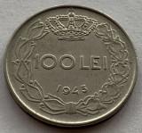 100 Lei 1943 Romania, Fier