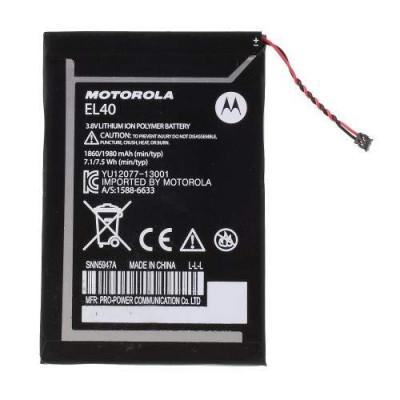 Acumulator Motorola Moto E XT1021 EL40 Original foto