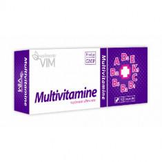 Multivitamine 30 caps; Suplimente VIM