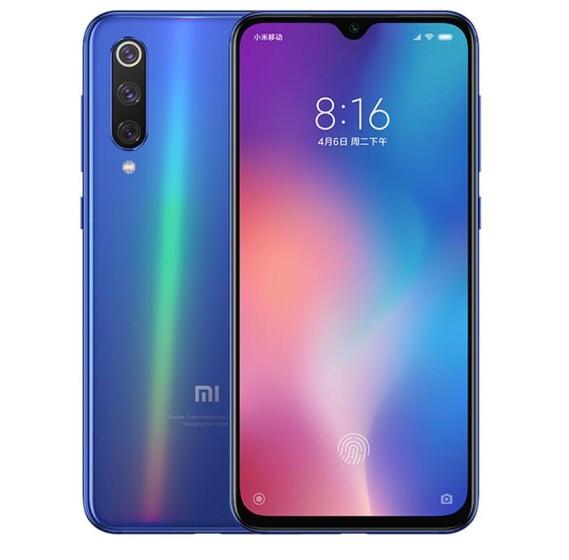 Xiaomi Mi 9 SE 6+64GB Mobile Phone Blue