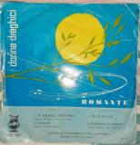 Disc vinil Dorina Drăghici LP,  romanțe