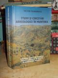 VICTOR TEODORESCU - STUDII SI CERCETARI ARHEOLOGICE IN MUNTENIA , 2009