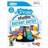 Udraw Studio Instant Artist Wii