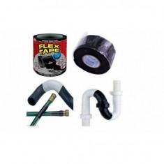 Set 2 Benzi Flex Tape adezive, reparatoare, rezistente