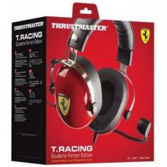 Casti Thrustmaster T.Racing Scuderia Ferrari Edition PC/PS4/XONE/SWITCH
