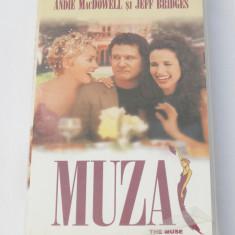Caseta video VHS originala film tradus Ro - Muza