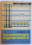 ELEMENTE DE SEISMOLOGIE INGINEREASCA de A. BELES si M. IFRIM , 1962