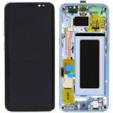 Display Samsung Galaxy S8 G950, Blue, Service Pack OEM