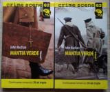 John Buchan / MANTIA VERDE - 2 volume (Colecția Crime Scene)