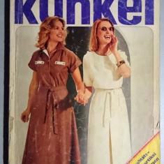 Revista/catalog Kunkel 1978