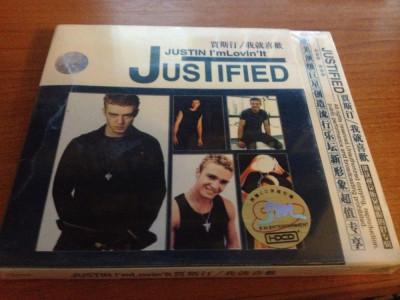 Justin Timberlake - I'm Lovin' It foto