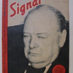 REVISTA ' SIGNAL ' , EDITIE IN LIMBA ROMANA , NUMARUL 2 DIN APRILIE 1943