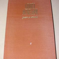 ANDREI MURESANU POEZII SI ARTICOLE 1963