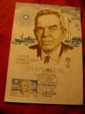 Maxima - Explorator rus in Antarktica -ZT Krenkel (1903-1971) -1973