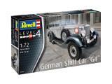 Revell German Staff Car 'G4' - Rv3268