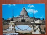 Marasesti - Monumentul Eroilor - carte postala necirculata, Fotografie