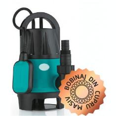 Pompa Apa Sumersibila - Apa Murdara - QDP-400-F PRO - 400W - Bobinaj CUPRU