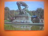 HOPCT 81416 MONUMENT FREDERIC CHOPIN VARSOVIA POLONIA -NECIRCULATA, Printata