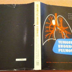 Tumorile Bronho-Pulmonare (Studiu Anatomo-Clinic si Histopatologic) - M. Nasta