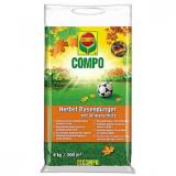 Fertilizator Compo pentru gazon cu eliberare lenta Toamna 4 kg / 200 m²