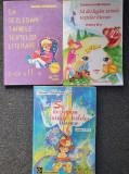 SA DEZLEGAM TAINELE TEXTELOR LITERARE clasele II-IV - (3 volume)