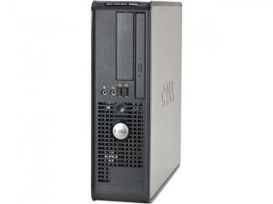 Calculator Dell Optiplex 380 Desktop SFF, Intel Core 2 Duo E8400 3.0 GHz, 4 GB DDR3, 250 GB HDD SATA, DVD