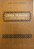 Limba romana manual pentru clasa a VII-a lecturi literare