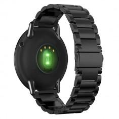 Curea otel inoxidabil Tech-Protect Stainless Xiaomi Amazfit (22mm) Black