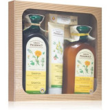 Green Pharmacy Herbal Care set cadou (pe fata , corp si par)