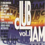 CD Club Jam Vol.1, original: T-Spoon, DJ Bobo, TNN