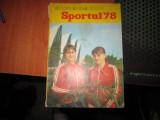 Almanah sportul an 1978 rar x9