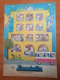 Revista pentru copii - luminita iulie 1985