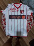 Tricou copil Dinamo, XS, Alb
