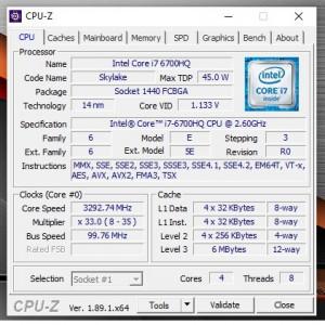 Laptop Gaming ASUS ROG G752VS i7-6700HQ GTX 1070