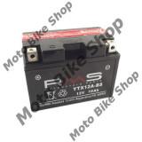 MBS Baterie moto + electrolit 12V10Ah YT12A-BS, Cod Produs: 246610200RM