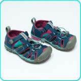 DE FIRMA→ Sandale—pantofi vara, aerisiti, comozi, KEEN→ baieti / fete | nr.27–28, Unisex, 27.5
