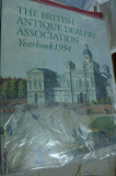 The british antique dealers association yearbook 1994