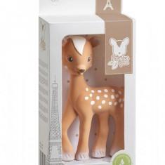 Jucarie bebelusi Capriorul Fanfan in cutie cadou