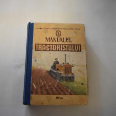 Manualul tractoristului (1956)