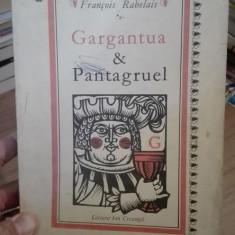 Gargantua&Pantagruel – Francois Rabelais