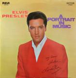 VINIL   Elvis Presley – A Portrait In Music   - VG+ -